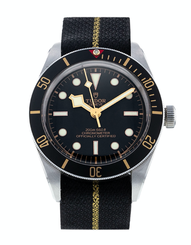 Tudor Heritage Black Bay Fifty-Eight Men's Watch