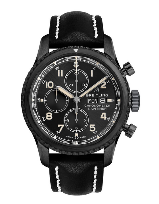 Breitling Navitimer 8 Chronograph Black Dial Men's Watch