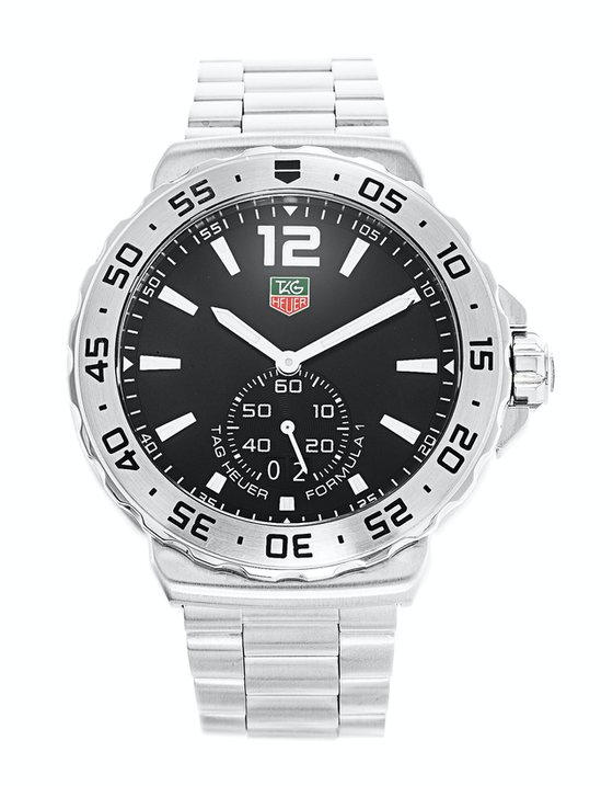 Tag Heuer Formula 1 Grande Date Black Dial Men's Watch