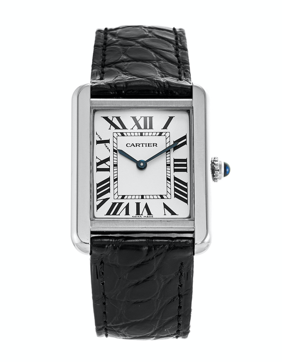 Cartier Tank Solo Ladies Watch