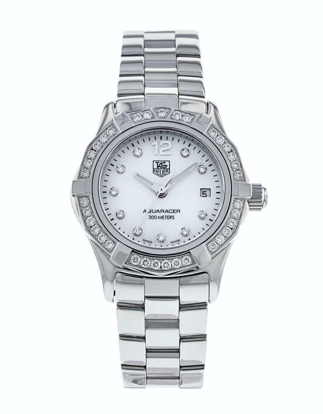 Tag Heuer Aquaracer Diamond Women's Watch