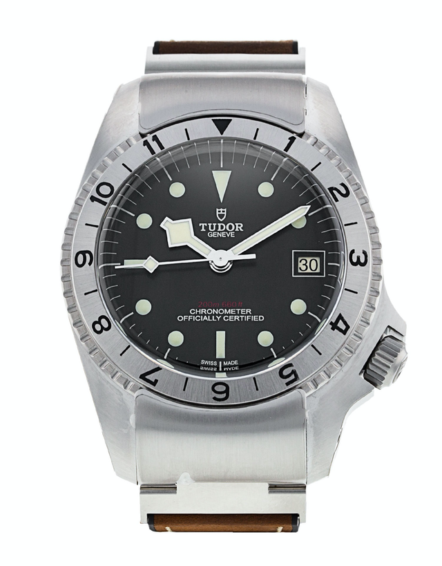 Tudor Heritage Black Bay Black Dial Men's Watch