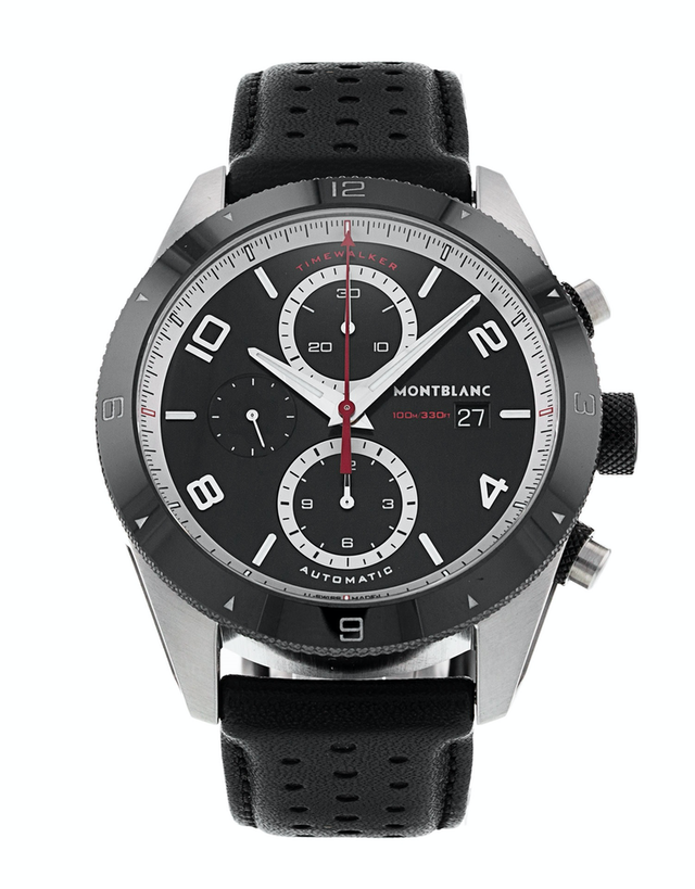 Montblanc Timewalker Chronograph Automatic Men's Watch