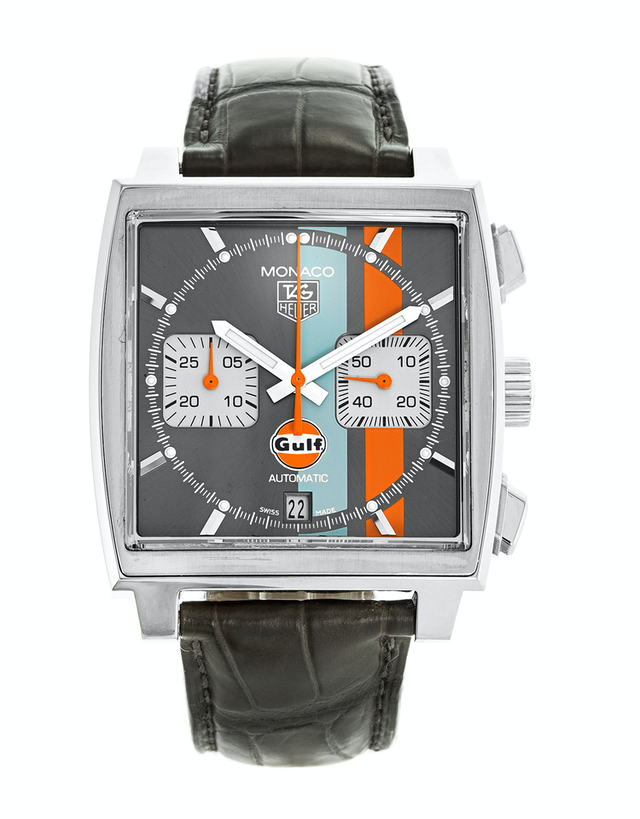 Monaco Limited Edition Mens Watch