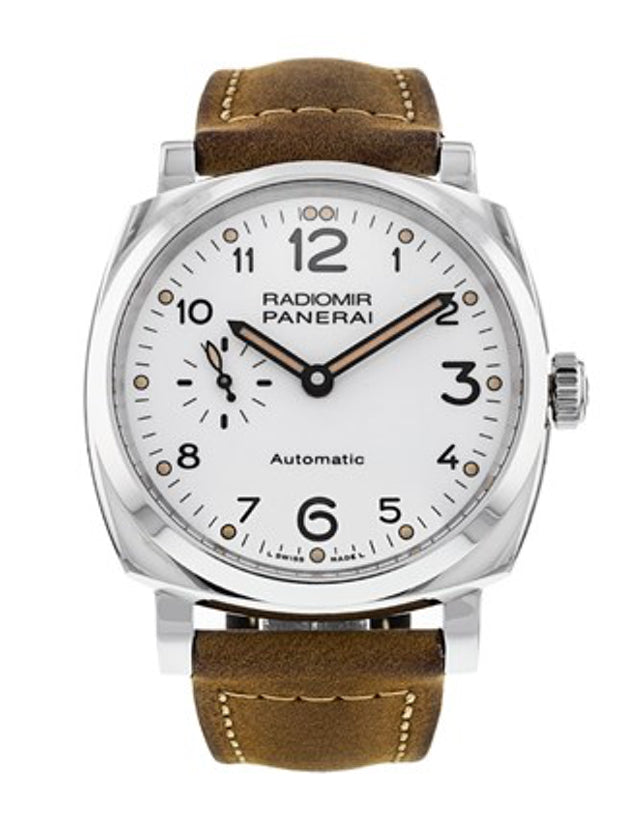 Panerai Radiomir 1940 Automatic White Dial Men's Watch