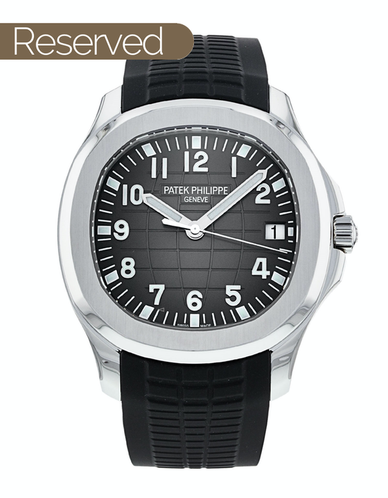 Patek Philippe Aquanaut Mens Watch