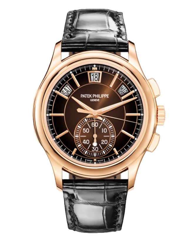 Patek Philippe Complications 18kt Rose Gold Men's Watch