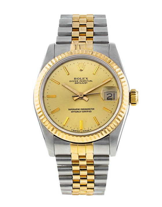 Rolex Mid-Size Datejust Ladies Watch