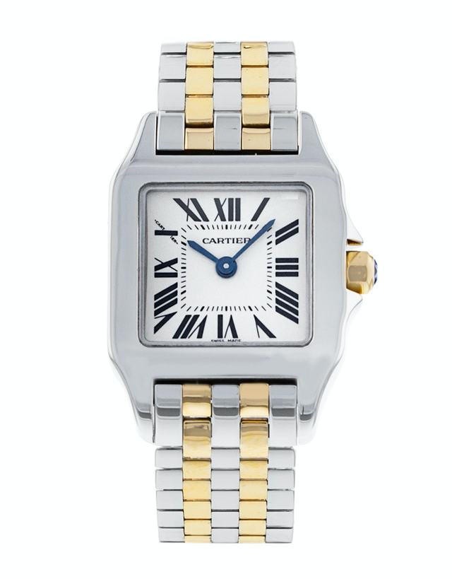 Cartier Santos Demoiselle Small Ladies Watch