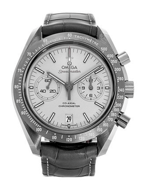 Omega Speedmaster Moonwatch Co-Axial Chronograph Grey Side of the Moon Men's Watch