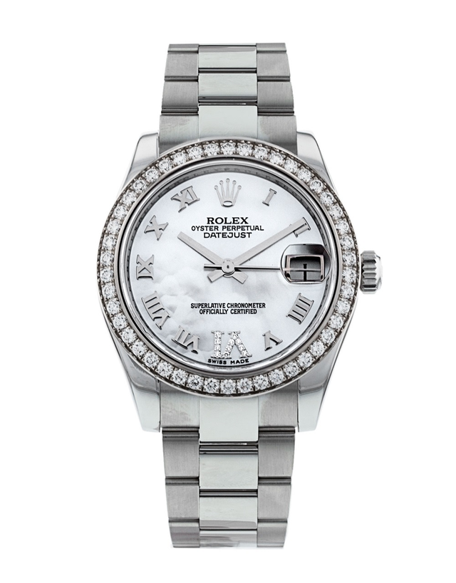 Rolex Datejust Lady 31 Diamond Ladies Watch