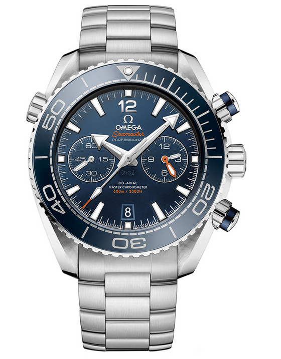 Omega Seamaster Planet Ocean 600M 45.5mm Men's Watch