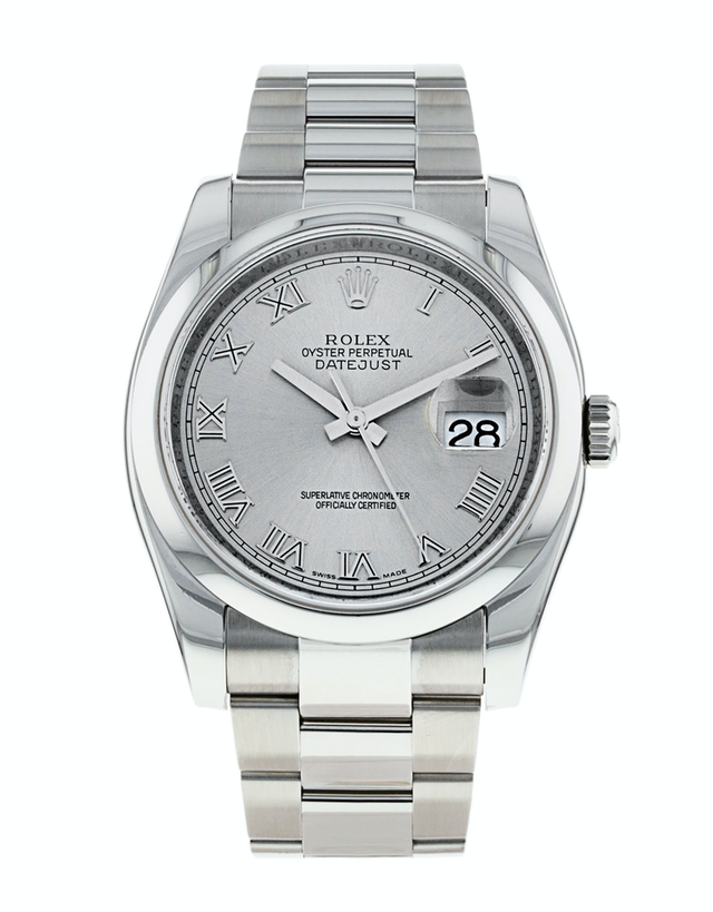 Rolex Datejust Steel Men's Watch
