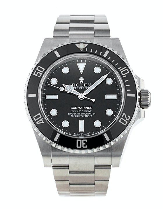 Rolex Oyster Perpetual Submariner 41mm Mens Watch