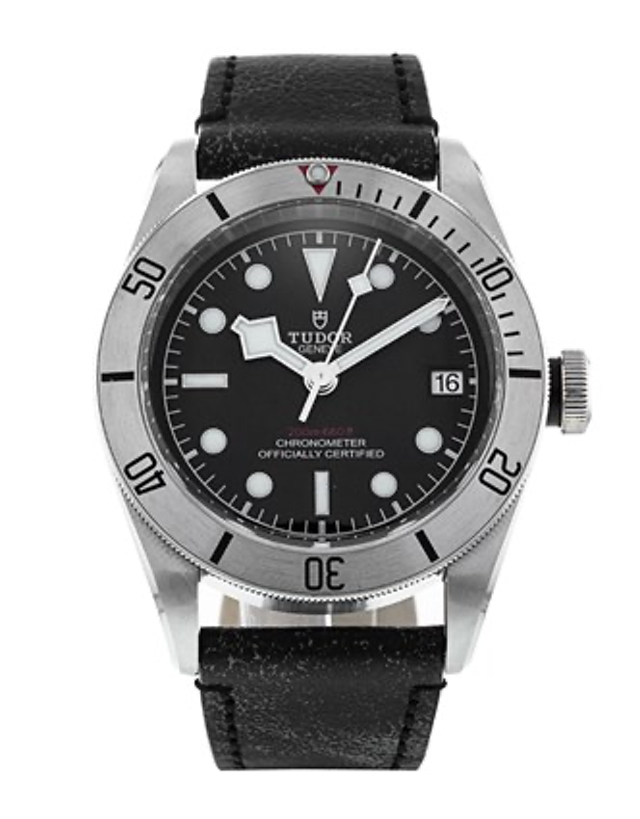 Tudor Heritage Black Bay Steel Men's Automatic Luxury Watch