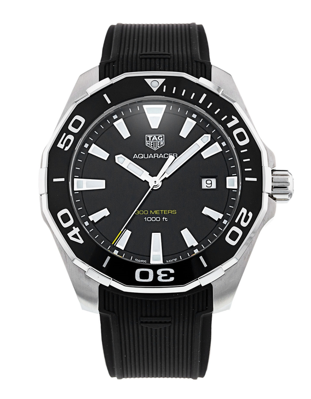 Tag Heuer Aquaracer Men's Diving Watch