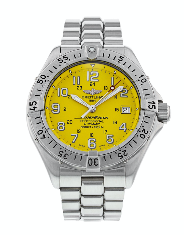 Breitling SuperOcean Men's Watch
