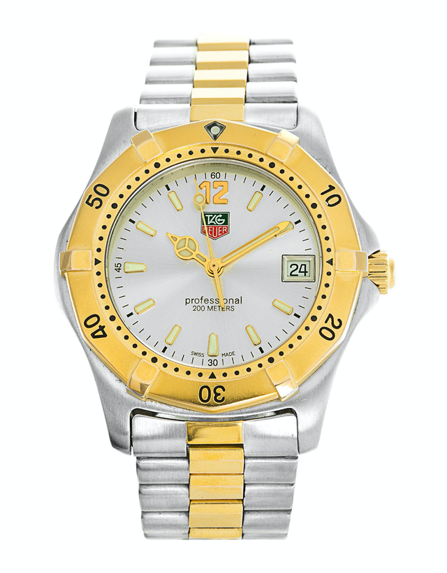 Tag Heuer 2000 Classic Quartz Mens Watch