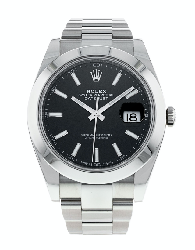 Rolex Datejust II 41 Stainless Steel Men's Watch