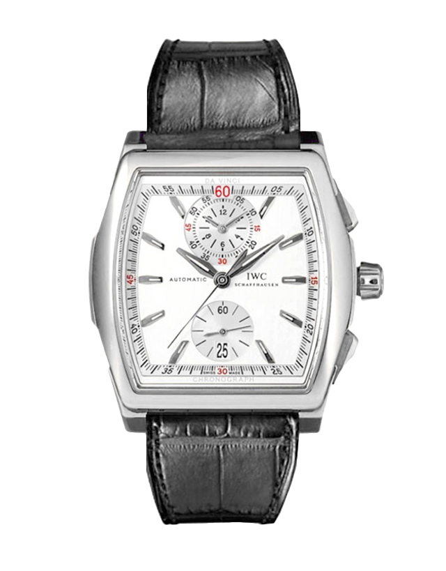 IWC Da Vinci Platinum Chronograph Men's Watch