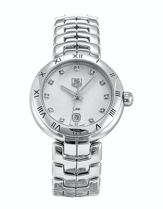 Tag Heuer Link Diamond Ladies Watch