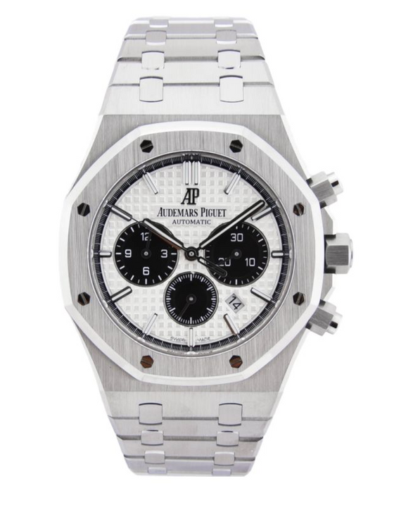 Audemars Piguet Royal Oak Stainless Steel Silver Automatic Men's Watch
