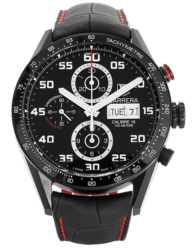 Tag Heuer Carrera Chronograph Automatic Men's Watch