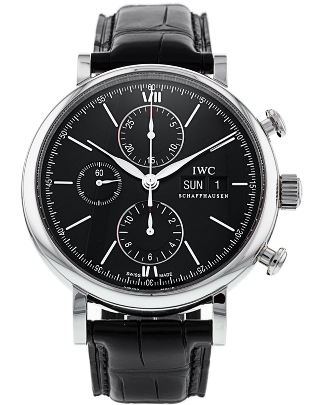 IWC Portofino Chronograph Men's Watch