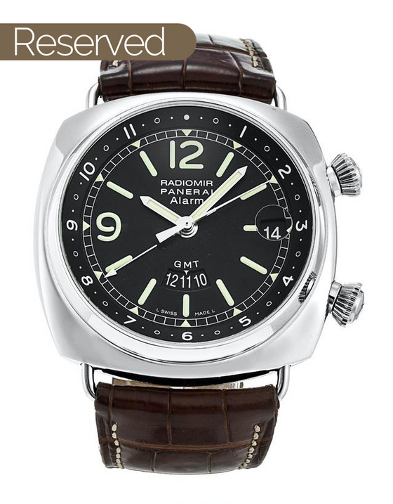 Panerai Radiomir GMT Mens Watch