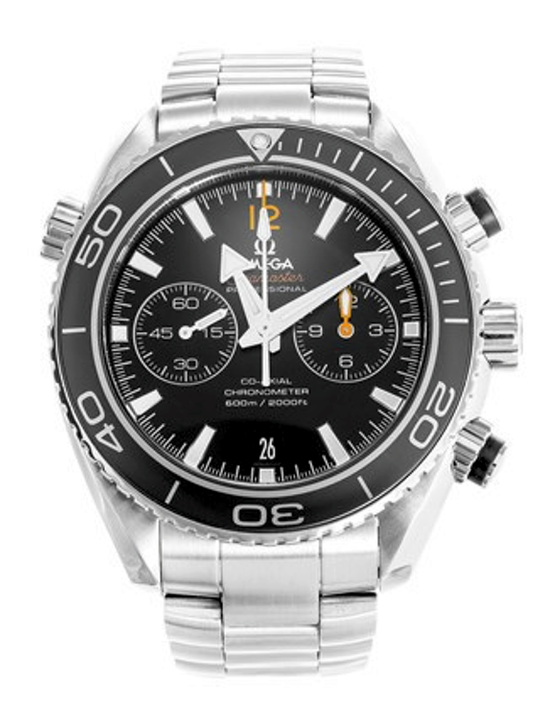 Omega Seamaster Planet Ocean 600M Chronograph 45.5mm Men's Watch