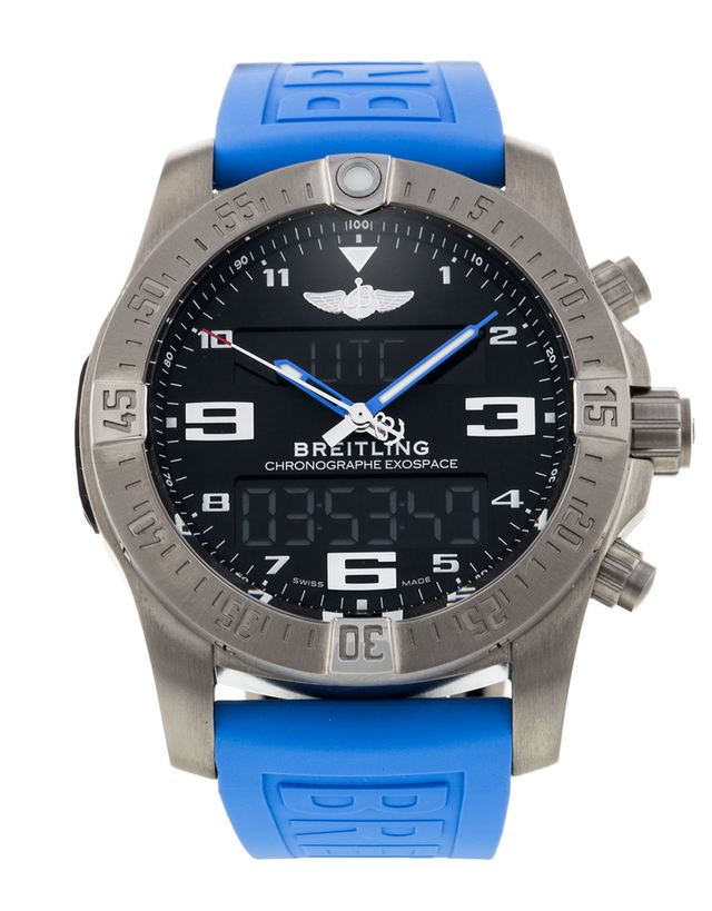 Breitling Exospace B55 Mens Watch