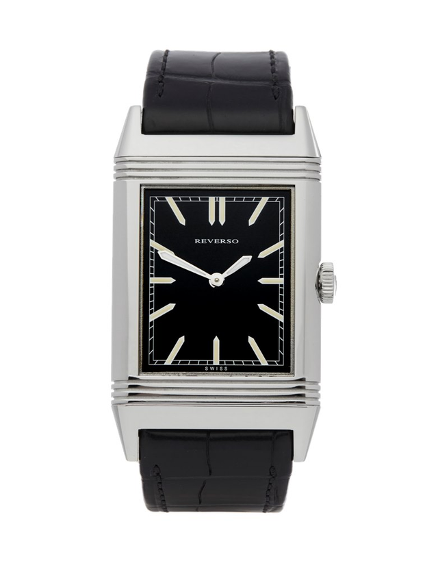 Jaeger-LeCoultre Grande Reverso Ultra Thin Tribute Watch