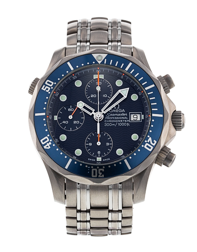 Omega Seamaster Chrono Diver Men's Watch