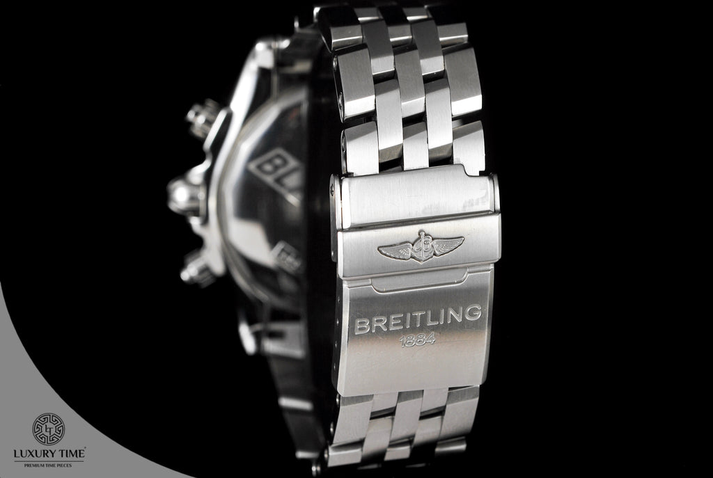 Breitling Blackbird Chronograph Men's Watch
