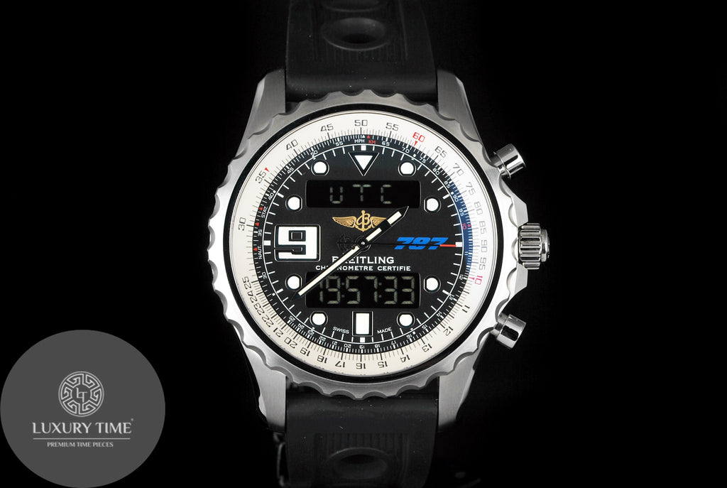 Breitling Chronospace Mens Watch (Boeing 787 Special Edition)