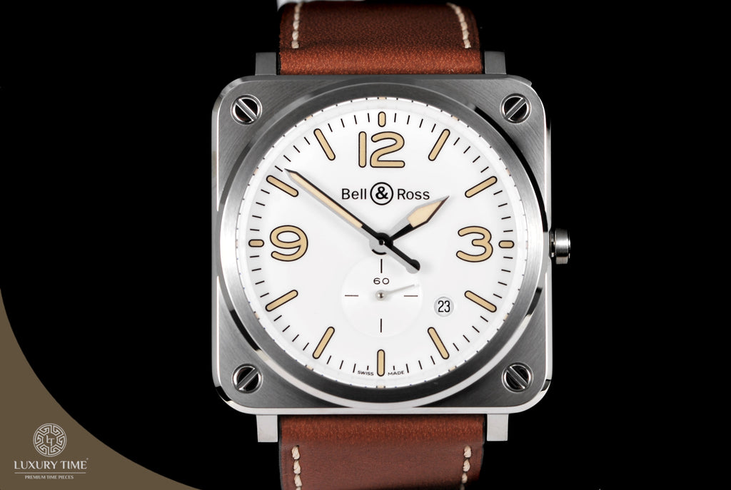 Bell & Ross BR S Quartz 39mm Men's Watch