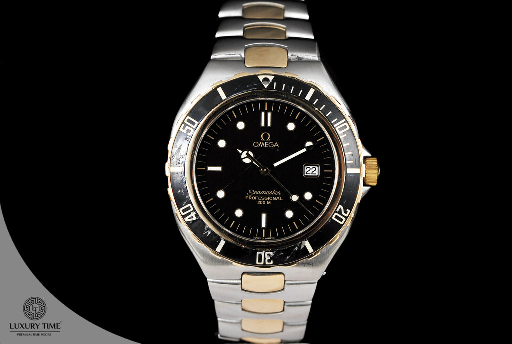 Omega Seamaster 200M Mens Watch