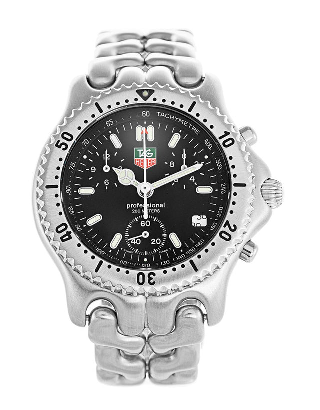 Tag Heuer SEL Professional Chronograph Mens Watch