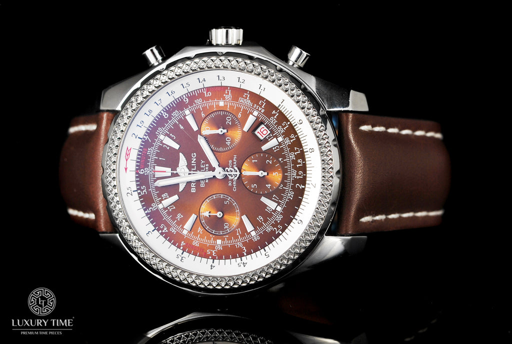 Breitling Bentley Motors Mens Watch