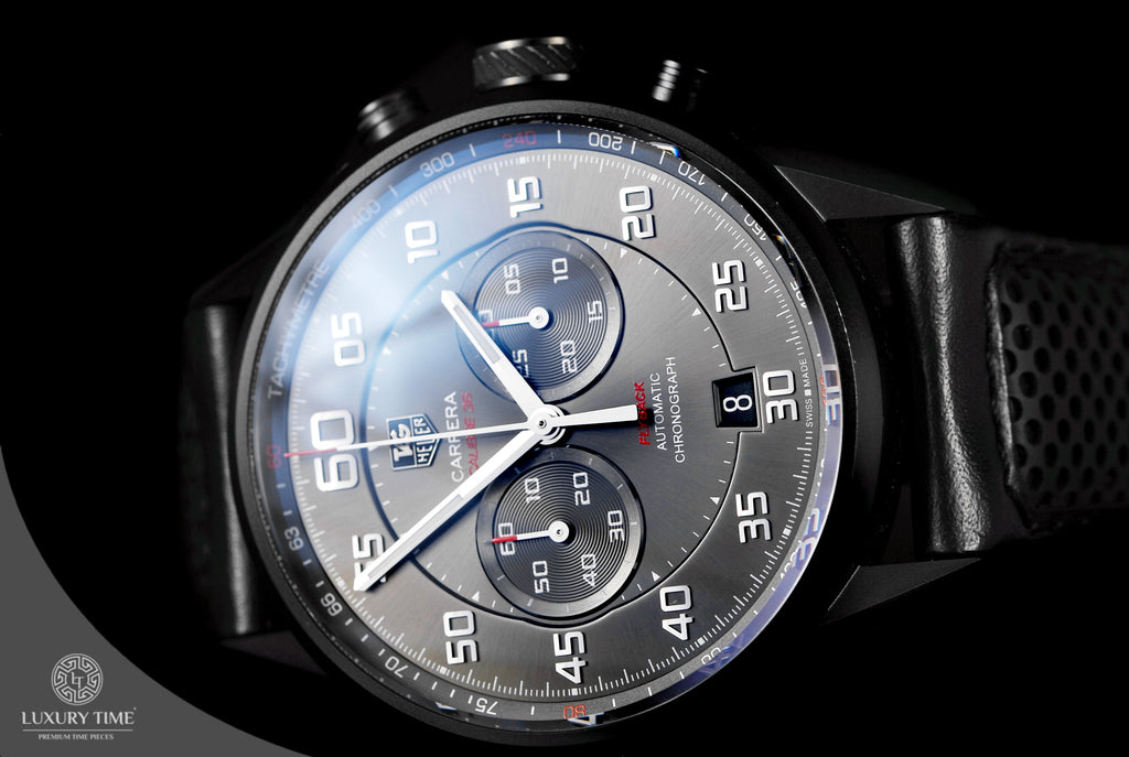 Tag Heuer Carrera Calibre 36 Flyback Chronograph Men's Watch