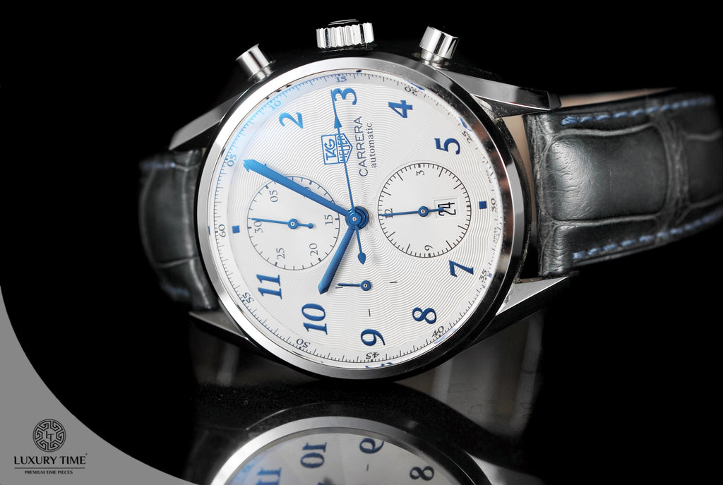 Tag Heuer Carrera Heritage Chronograph Automatic Mens Watch