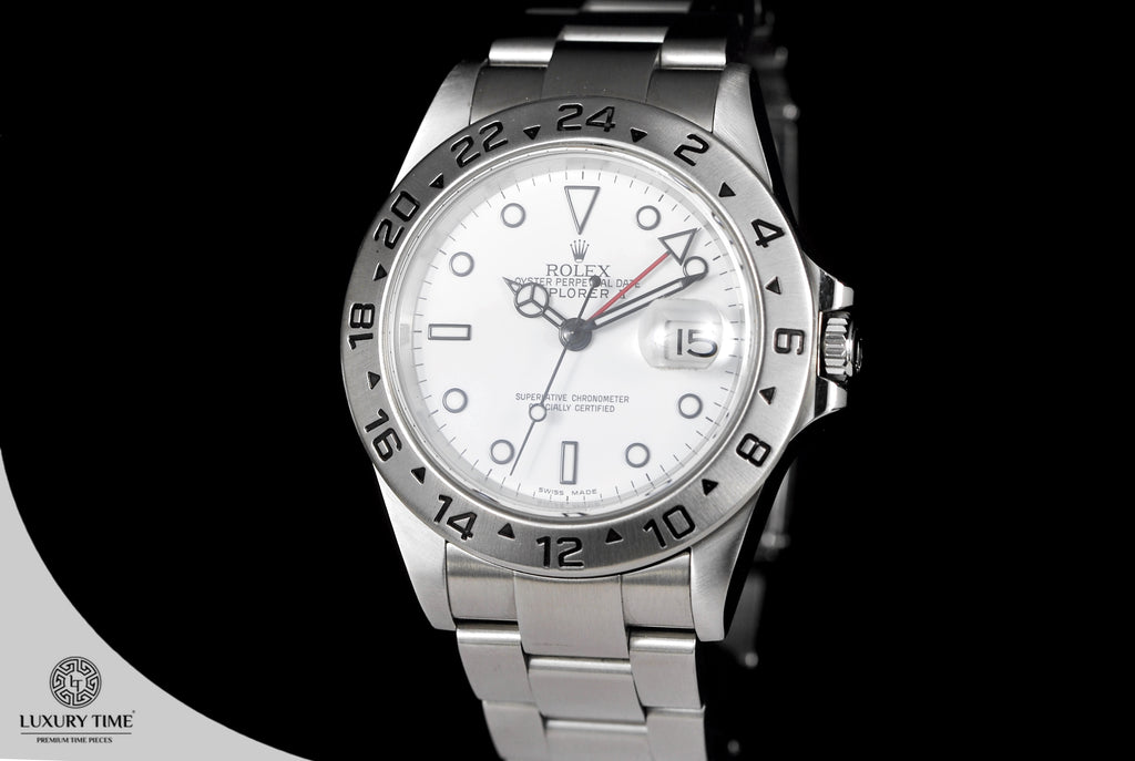 Rolex Explorer II Men's Watch