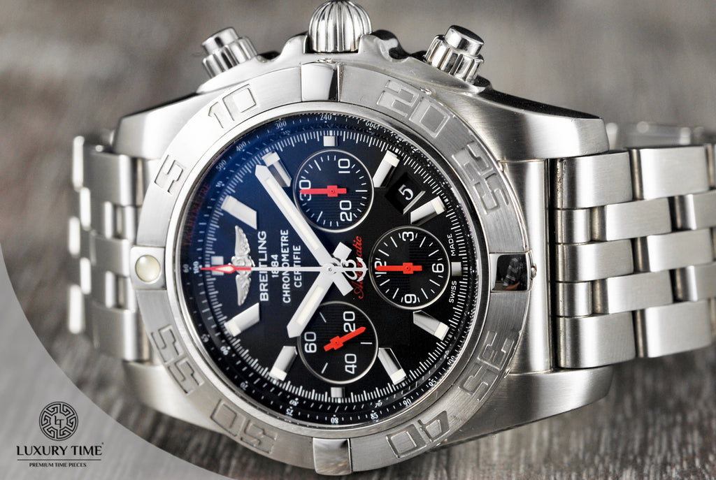 Breitling Chronomat Limited Edition Mens Watch