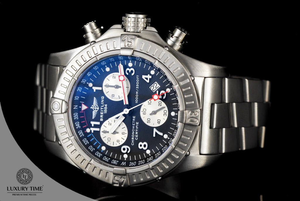 Breitling Chrono Avenger M1 Mens Watch