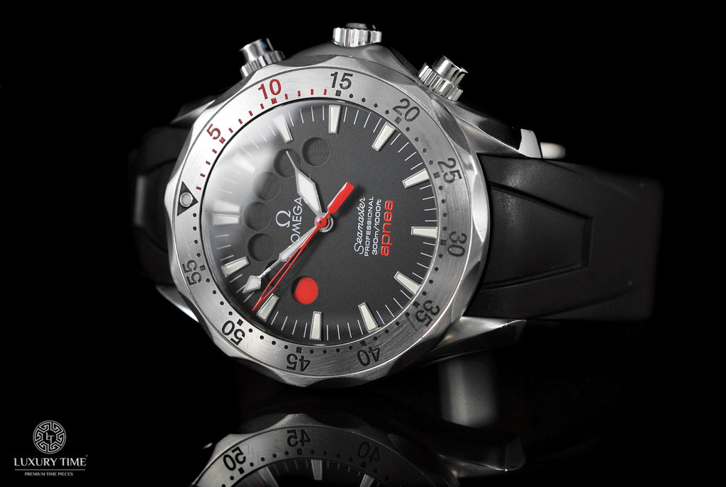 Omega Seamaster Apnea Mens Watch