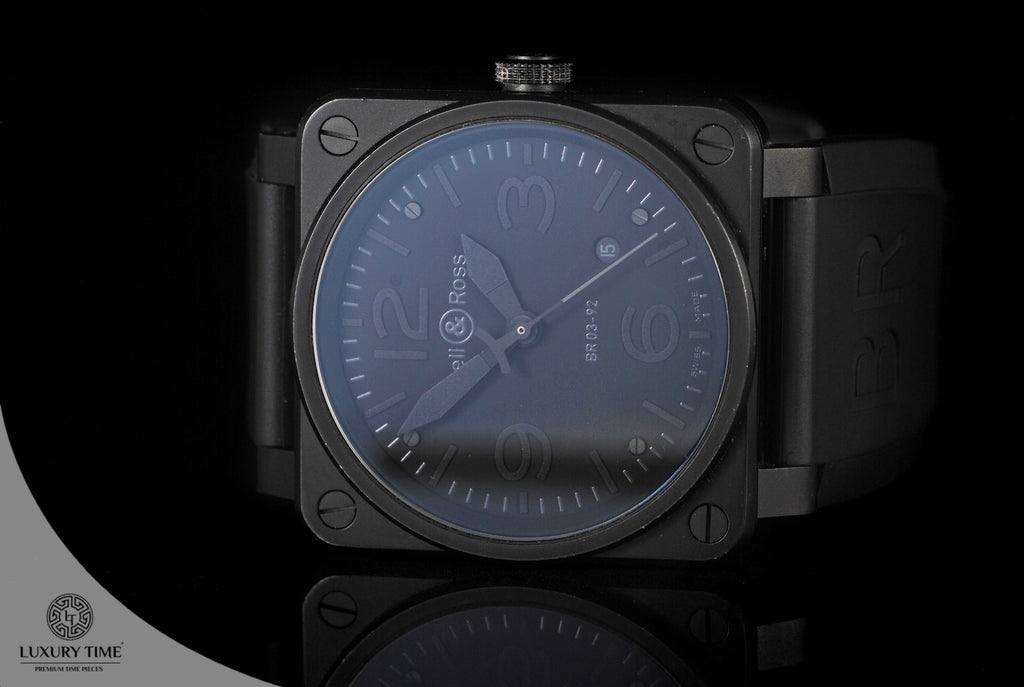 Bell And Ross Br03-92 Phantom Mens Watch