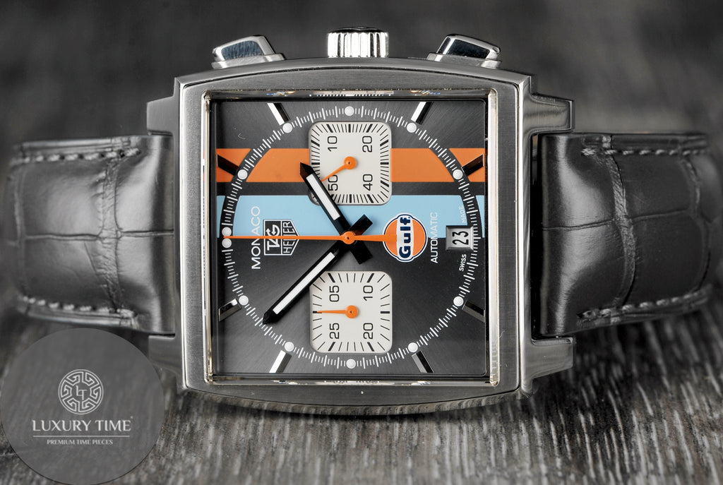 Tag Heuer Monaco Limited Edition Mens Watch
