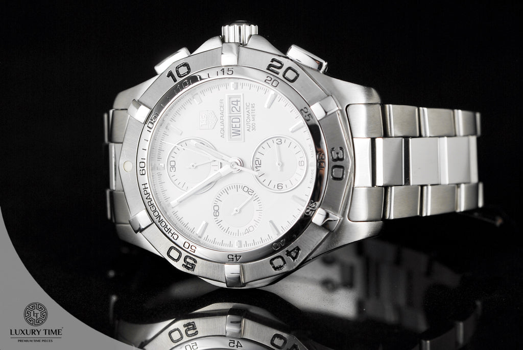 Tag Heuer Aquaracer Automatic Chronograph Mens Watch.