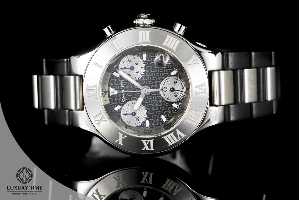 Cartier Must 21 Men's Watch