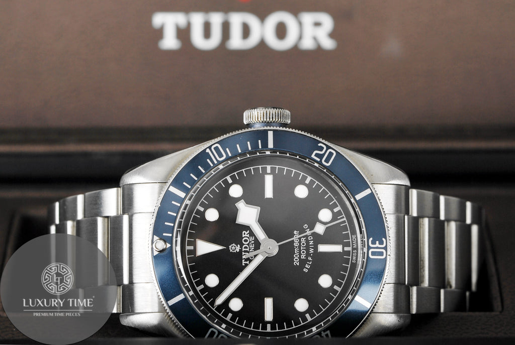 Tudor Heritage Black Bay Men's Watch